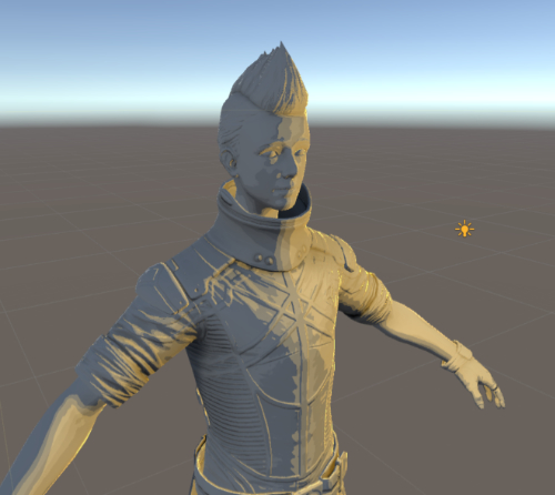 Adding toon rendering to Unity's standard shaders